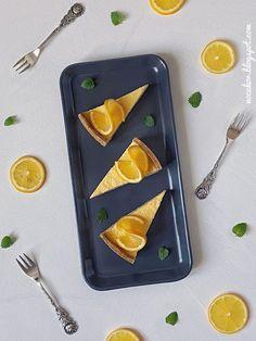 Így is lehet: Citromos szülinap Plastic Cutting Board, Baking, Bakken, Backen, Sweets, Pastries, Roast