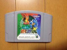Pokemon Stadium Japan NTSC-J Nintendo Pocket Monsters