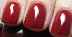 OPI: Kennebunk-Port    I am OBSESSED! I have this on my nails right now!