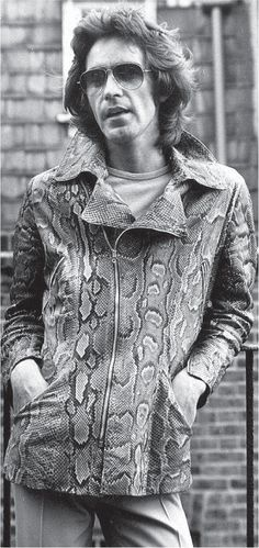 Ossie Clark 1942-1996 was an English fashion designer and a major figure in the Swinging Sixties scene in London.