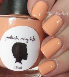 The PolishAholic: Polish My LIfe - Pumpkin Mashup