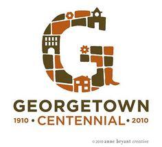 Georgetown Centennial Identity