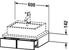 Vero Underskåp för bänkskiva