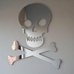 Pirate Skull and Cross Bones Mirror 45cm X 40cm sendmeamirror,http://www.amazon.com/dp/B005LXCUL8/ref=cm_sw_r_pi_dp_iJ5Ksb1BSTBMP8JC