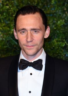 Tom Hiddleston attends the 60th London Evening Standard Theatre Awards at the London Palladium on November 30, 2014 in London, England.