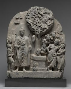 #Siddhartha at the Bodhi Tree | Cleveland Museum of #Art | #Buddhism