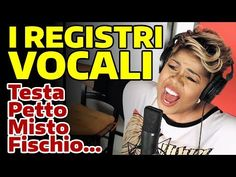 I REGISTRI Vocali illustrati e cantati da Cheryl Porter con ESERCIZI!!! (EN ES PT subs) - YouTube Cheryl Porter, Vocal Exercises, Vocal Coach, The Voice, Coaching, Singing, Piano, Singing Tips, Musica
