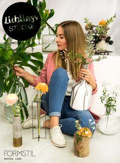 Lieblings-Stücke! Creative Ideas, Home Decor Accessories, Woman