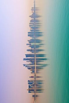 Skyline – Photographie par Mahdjoubi