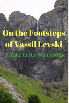 On the Footsteps of Vassil Levski - a Hike in the Mountains is an article, telling the story of the national hero of Bulgaria, and displaying drop-dead gorgeous photos of the hike that takes places in the mountains in order to commemorate Levski.