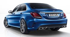 Meet the New 2015 Mercedes-Benz C63 and C63s AMG
