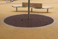 resin bound tree pit By Pps-Uk