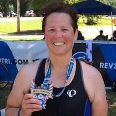 Had a great day racing the Rev3 Williamsburg Oly. Beautiful day for a race and great course. Happy with my times overall. Came in 8th out of 18 in my division. I'll take it  Here I come 70.3! #triathlon