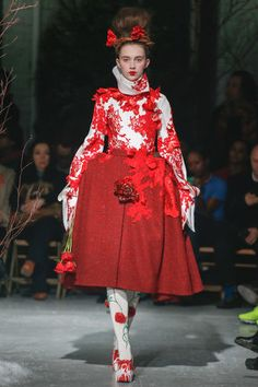 Thom Browne Fall 2013 Ready-to-Wear Collection Slideshow on Style.com