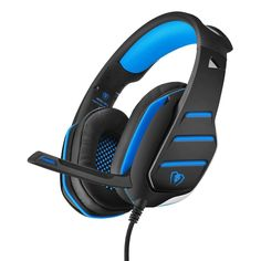 70e5a17f601 PC Gaming Headset 2017 TopBest Beexcellent GM-3 Wired Stereo LED Light Bass with  Gaming