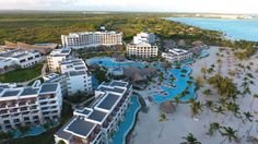 A gorgeous view of Secrets Cap Cana where your #MySecretsEscape can become a reality!