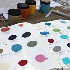 Mix Your Perfect Paint Color [tutorial] — Mix to discover new colors from @cececaldwell paints. 8 free recipes!