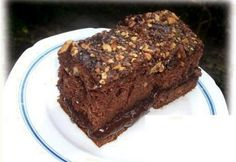 Ferrero Rocher kocka recept Torte Cake, Cake Bars, Eat Pray Love, Hungarian Recipes, Diy Food, Nutella, Sweet Recipes, Banana Bread, Deserts