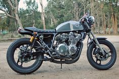 "Carlo Romanin is a bike builder from Melbourne, Australia, and he's taken this '86 XJ900 to a different level. ""In many ways, the XJ900 is like your typical Aussie man,"" he says. ""Simple, unfussy and gets the job done. What better base for a custom?"" The XJ had all the attributes Romanin was looking for,…"