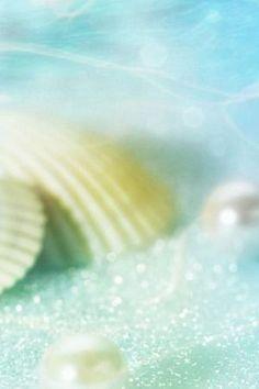 真珠と貝殻 アイフォン4用素材画像 【サイズ 640×960】 : iPhone 4用「キラキラ」の壁紙【可愛い・キレイ】 - NAVER まとめ