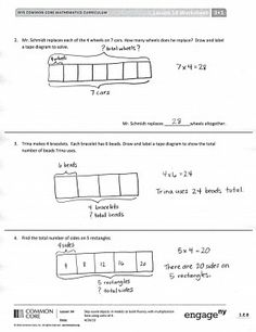 Tape diagram introduction to multiplicationdivision eureka math tape diagram in math common core ccuart Choice Image