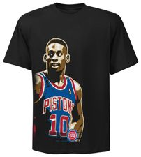 Rodman Supreme T-shirt