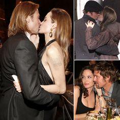 爱情童话!朱莉曝皮特9年来一直手写情书据台湾媒体报道,安吉丽娜·朱莉(Angelina Jolie)在2005年和布拉德·皮特(Brad Pitt)因电影《史密斯任务》假戏真作,升格为好莱坞银色情侣,多年来感情依旧黏踢踢,她日前在节目上透露,只要两人分隔两地工作,皮特一定会亲笔写情书寄给她,9年来始终如一。。。