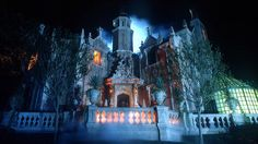 """Disney's Haunted Mansion (Orlando, FL) """"Such a classic family attraction! Beautiful sets and wonderful illusions. We definitely go through t..."""