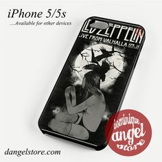 Led Zeppelin (2) Phone case for iPhone 4/4s/5/5c/5s/6/6 plus