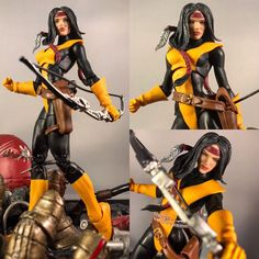 Custom Dani Moonstar X-Men Marvel Legends ML | Toys & Hobbies, Action Figures, Comic Book Heroes | eBay!