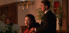 Joan Chen as Empress Wanrong and John Lone as Aisin-Gioro Puyi in The Last Emperor John Lone, Joan Chen, Last Emperor, Lonely, Couple Photos, Movies, Fictional Characters, Couple Shots, Films