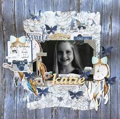 Scrappingclearly Scrapbooking and Papercrafts: I loved you from the start by Lauren Hender