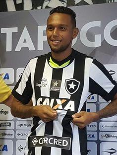 """BotafogoDePrimeira: """"Veloz, leve e dedicado"""": Gilson promete briga pel..."""