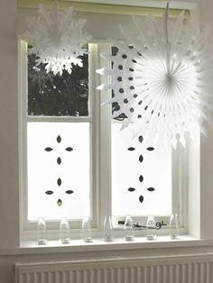 Paper Cut B068 Brume window film