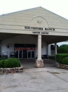 South Fork Ranch Tour!!!!