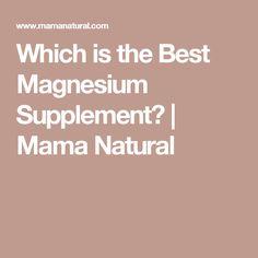 About best magnesium supplement on pinterest magnesium supplements