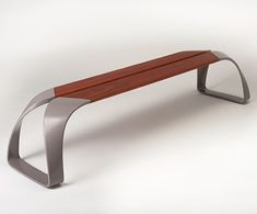 Amazing Urban Bench Design by BMW Designworks | Captivatist