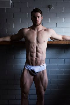 so hott and sexy hansome and muscular with a nice package...
