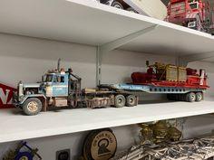 Model Truck Kits, Oil Field, Peterbilt, Plastic Models, Scale Models, Trailers, Canada, Trucks, Pickup Trucks
