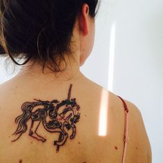 The Catcher in the Rye tattoo