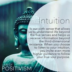 from -  intuition. Silence your mind and listen to your inner guide. Spiritual Enlightenment, Spiritual Wisdom, Spiritual Growth, Spiritual Awakening, Positive Thoughts, Positive Vibes, Positive Quotes, This Is Your Life, Spiritual Development