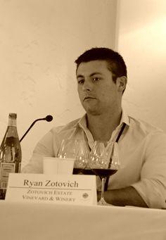 Ryan Zotovich on the panel for the Uni seminar WOPN 2015