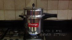 Silk steaming in pressure cooker - YouTube