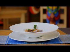 Sopa Negra por el chef Pablo Vásquez. Restaurante Luna Roja - YouTube