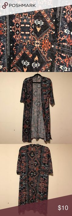 H&M kimono Kimono-style long cardigan, worn once!! In great condition! H&M Other