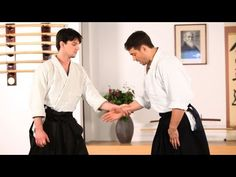 How to Do Katatetori | Aikido Lessons - YouTube