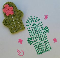 Transcendent Crochet a Solid Granny Square Ideas. Inconceivable Crochet a Solid Granny Square Ideas. Crochet Motifs, Crochet Flower Patterns, Crochet Diagram, Crochet Flowers, Diy Flowers, Crochet Cactus, Love Crochet, Crochet Gifts, Diy Crochet