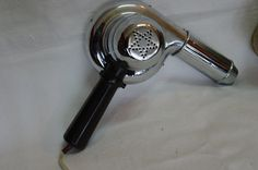 antiguo secador de pelo años 40  tiendarustica