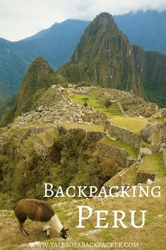 Backpacking Peru Travel Guide - Peru is a magical destination, deserving of its place on anyone's bucket list. Most people come to see one of the new wonders of the world – Machu Picchu – but Peru is much more than Machu Picchu. Backpacking Peru is a once-in-a-lifetime adventure, so prepare yourself for one hell of a ride. #Peru #Backpacking #SouthAmerica #Travel #TravelGuide