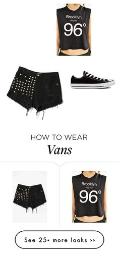 """Vans Warped Tour"" by mckalelosey on Polyvore"